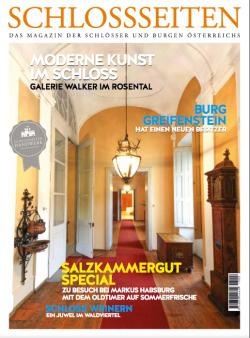 Titel der Schlossseiten Sommerausgabe 2017, Buttenhauser