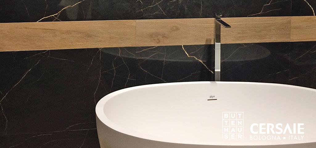 fliesentrends 2018 cersaie italy buttenhauser i fliesen bad parkett naturstein. Black Bedroom Furniture Sets. Home Design Ideas